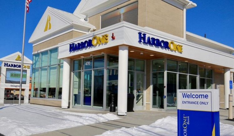 Press Release Harbor One Bank Stoughton MA